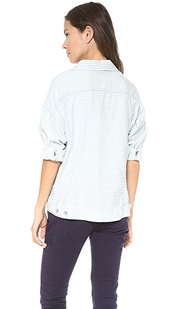 Steven Alan Oversized Nico Shirt Jacket