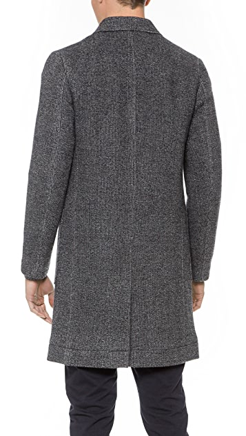 Steven Alan Patch Pocket Topcoat