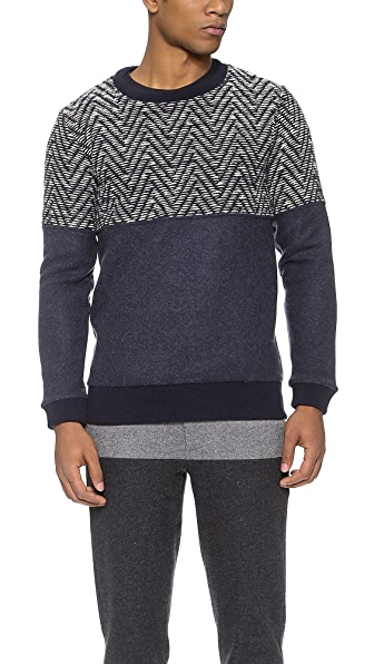 Still Good Two Tone Jazz Sweater