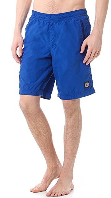 Stone Island Swim Trunks
