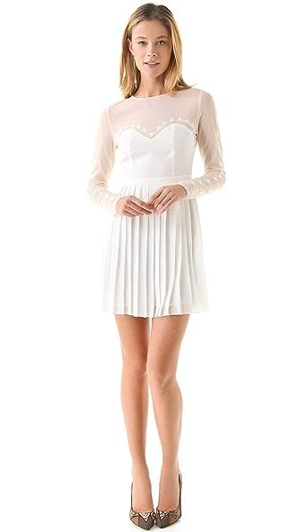 STYLESTALKER Cafe Flora Dress