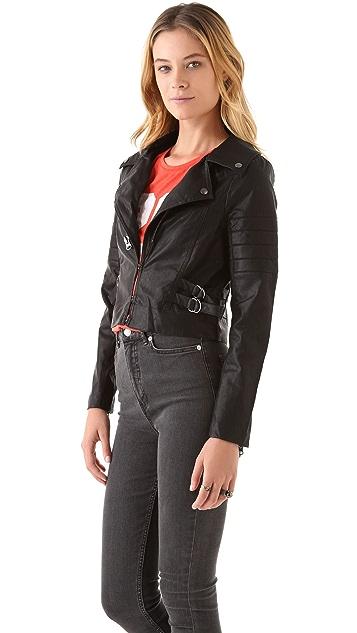 STYLESTALKER Moto Jacket