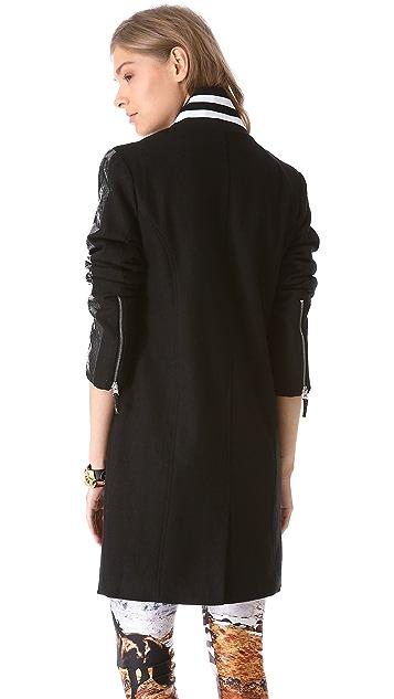 STYLESTALKER Baller Coat
