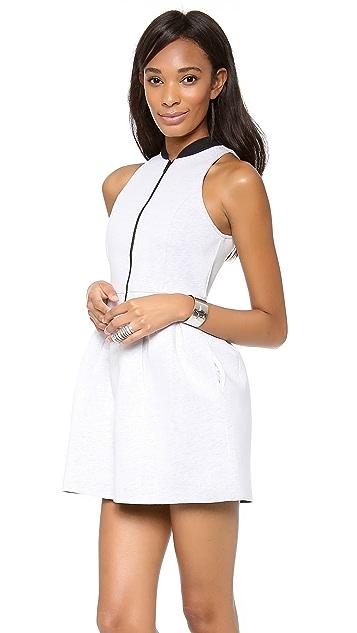 STYLESTALKER Three Pointer Dress