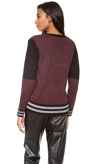 STYLESTALKER Triple Threat Sweater