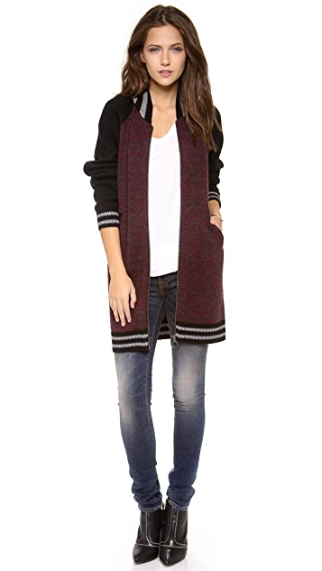 STYLESTALKER Triple Threat Cardigan