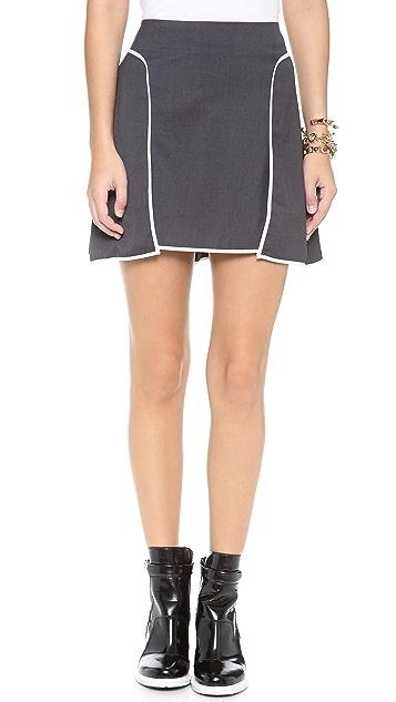 STYLESTALKER Fast Break Skirt