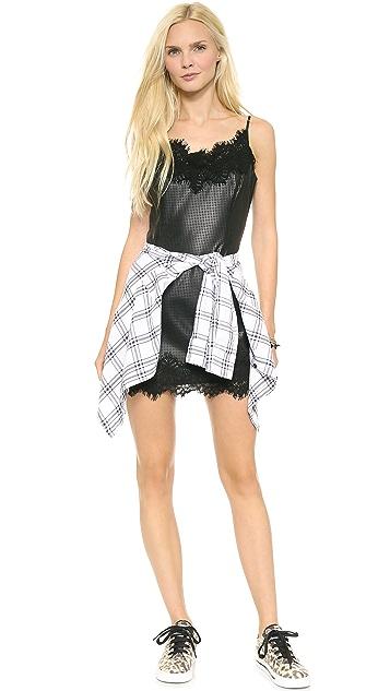 STYLESTALKER Perfect Girls Slip Dress