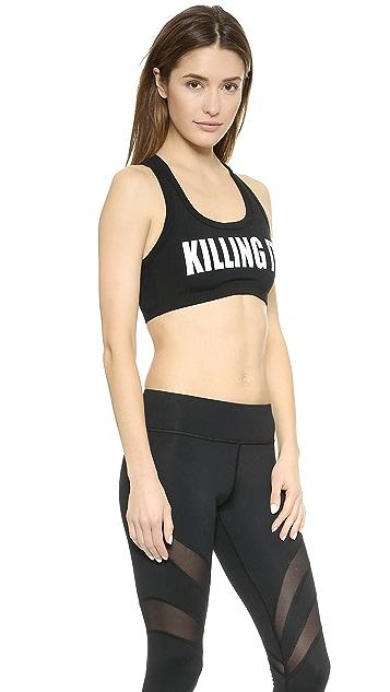 STYLESTALKER Active Killing It Sports Bra