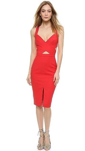 STYLESTALKER Paradise Body Con Dress