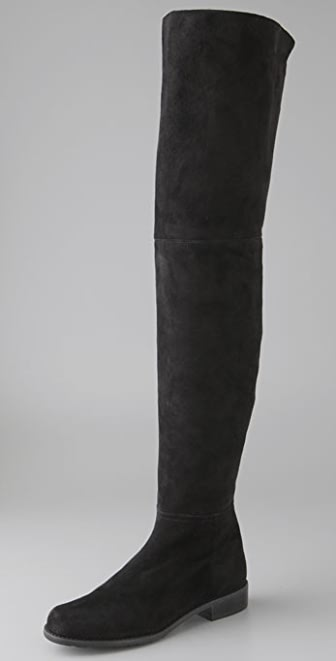 stuart weitzman hilo thigh high suede boots shopbop