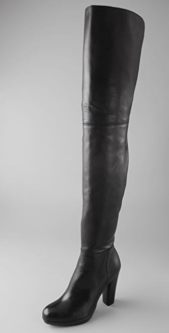 Stuart Weitzman Bootleg Over the Knee Boots