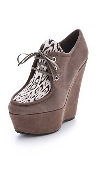 Stuart Weitzman Wallis Lace Up Booties