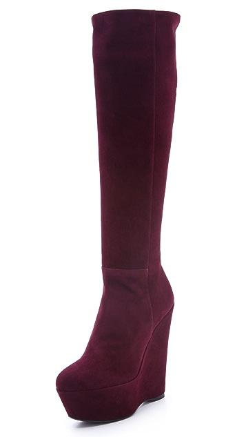 Stuart Weitzman Vivid Knee High Boots