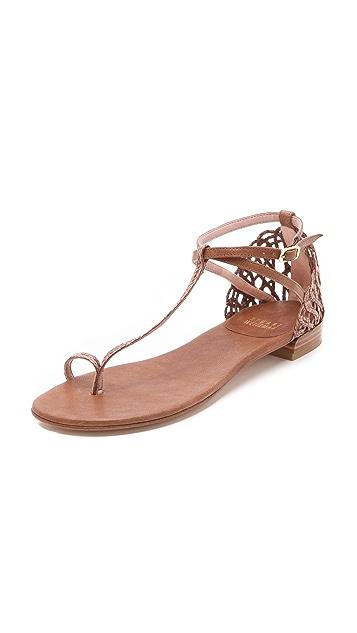 Stuart Weitzman Thongfest Sandals