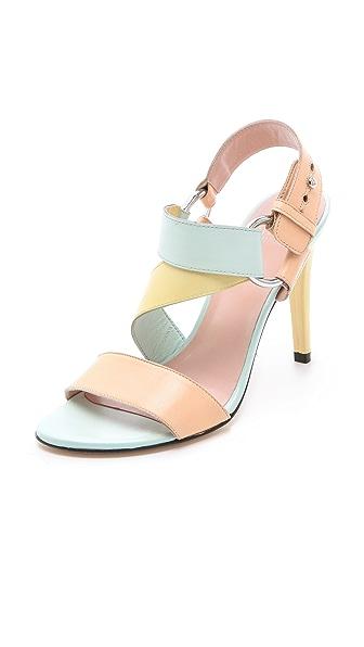 Stuart Weitzman Yelp Sandals