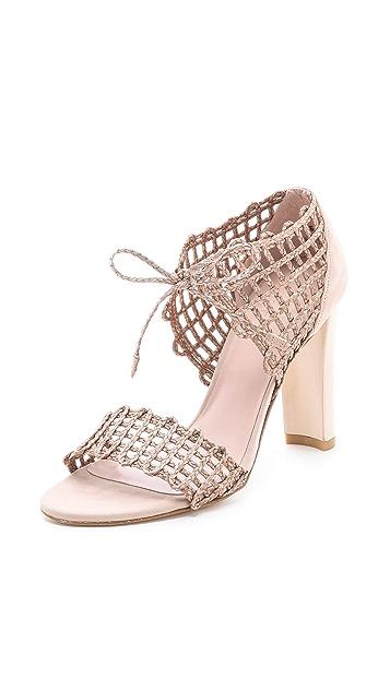 Stuart Weitzman Stringapart Sandals