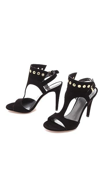 Stuart Weitzman French Cuff Sandals