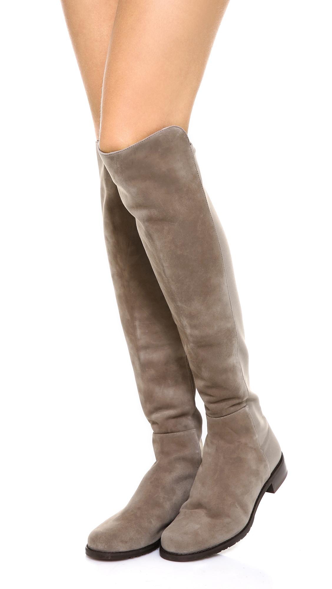 701521cc8f3 Stuart Weitzman 5050 Flat Boots