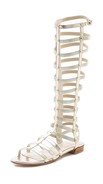 Sale alerts for Stuart Weitzman Gladiator Flat Sandals - Covvet