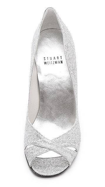 Stuart Weitzman Showup Heels