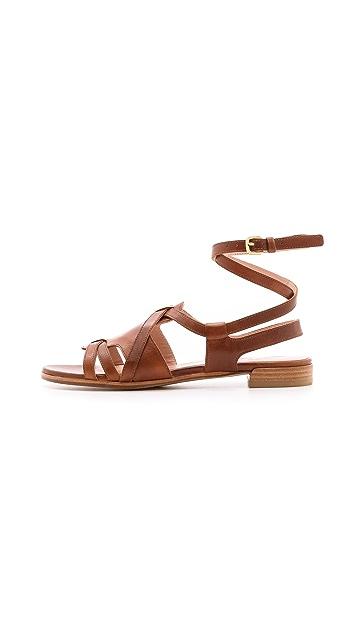 Stuart Weitzman Greek Sandals
