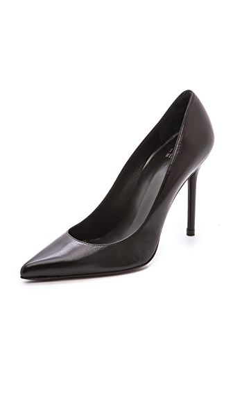 Stuart Weitzman Nouveau Pointed Toe Pumps