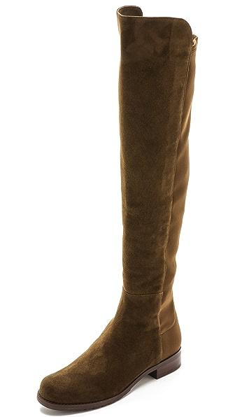 Stuart Weitzman 5050 Stretch Boots