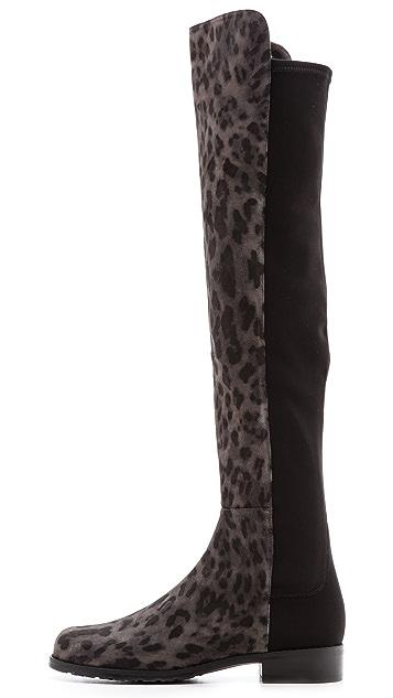 Stuart Weitzman 5050 Wildcat Stretch Boots