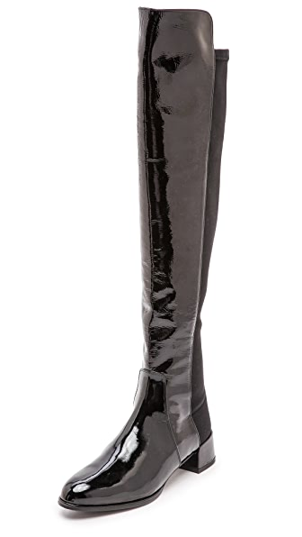 Stuart Weitzman Fifo Patent Boots
