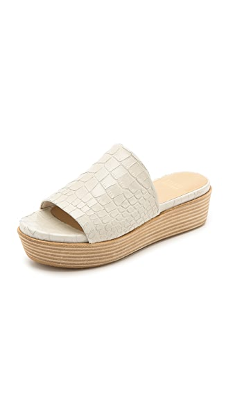 Stuart Weitzman Flatout Slide Sandals