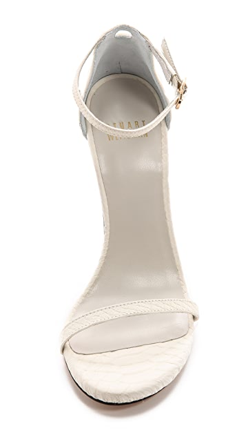 Stuart Weitzman Nudist Sandals