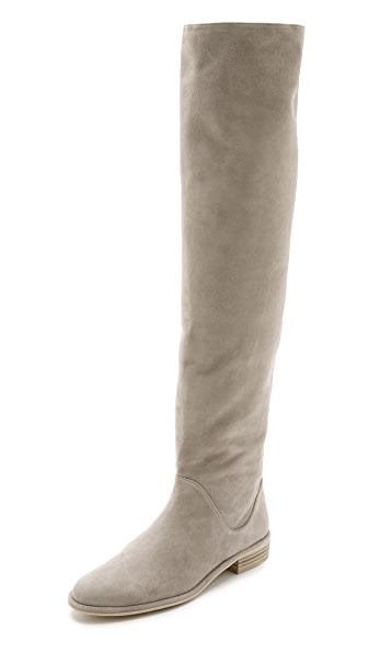 Stuart Weitzman Rockerchic Suede Over the Knee Boots
