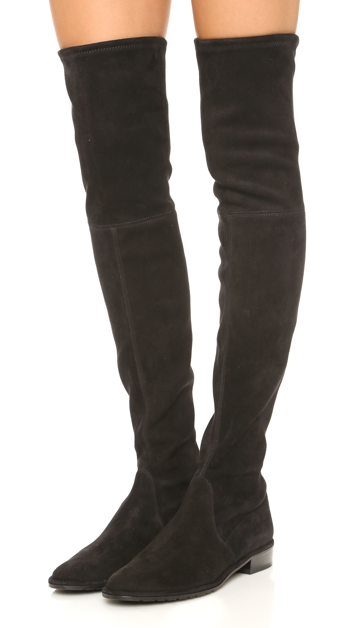 2985e5e5ed2e Stuart Weitzman Lowland Over the Knee Boots | SHOPBOP