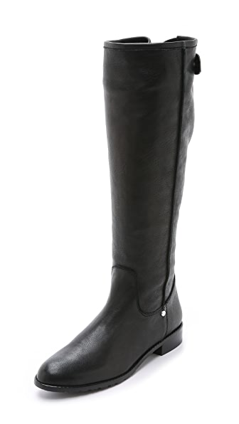 Stuart Weitzman Gentrylo Boots - Black