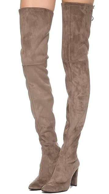 Stuart Weitzman Alllegs Thigh High Boots