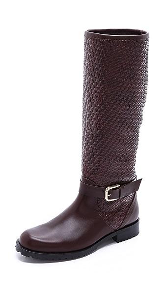 Studio Pollini Tall Flat Boots