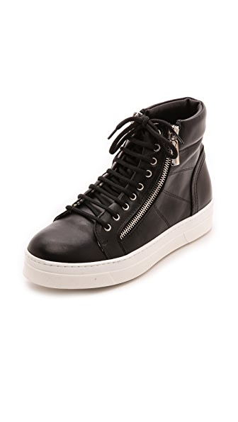 Studio Pollini Zip Sneakers