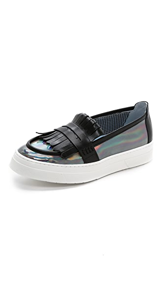 Studio Pollini Slip On Loafer Sneakers