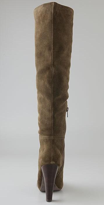 Steven Joss Suede Boots