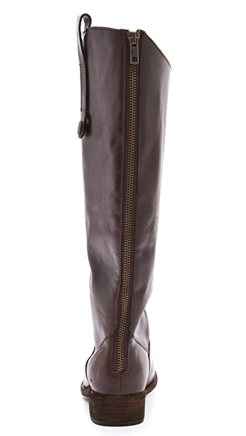 Steven Satyre Riding Boots