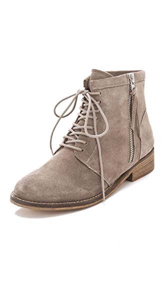 Steven Fairmond Lace Up Booties