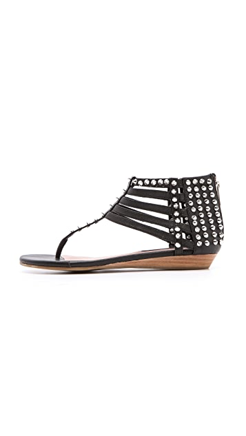 Steven Indyana Studded Sandals