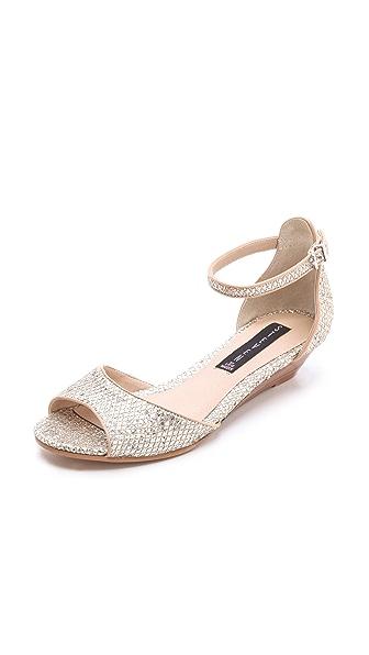 Steven Tippsy Glitter Sandals