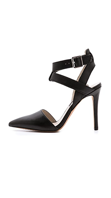 Steven Whisp Strappy Pumps
