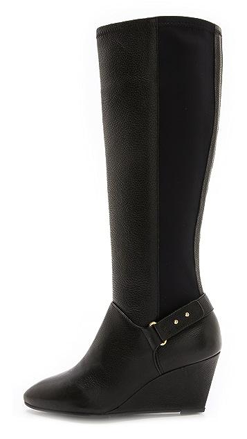 Steven Jaden Wedge Boots