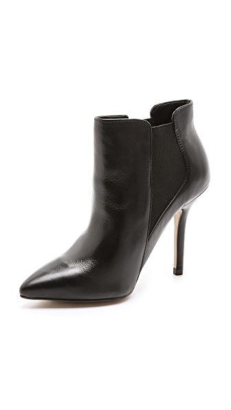 Steven Marshha Pointy Toe Booties