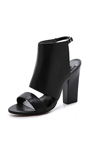 Steven Citty Cuffed Sandals