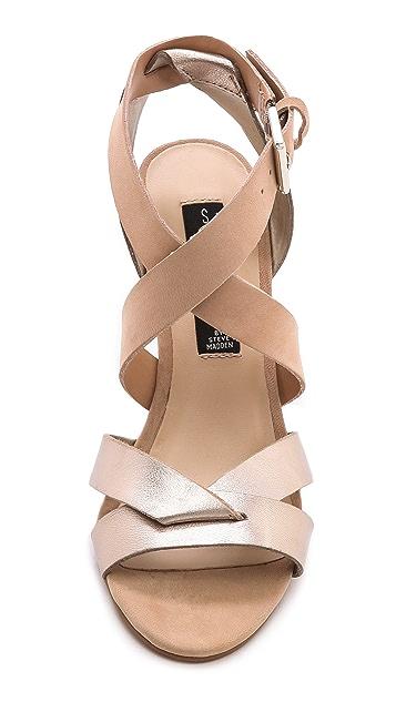 Steven Mariia Wedge Sandals