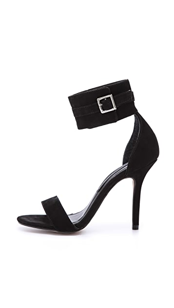 Steven Mauryce Sandals with Ankle Cuff